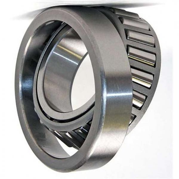 SKF Double Row Angular Contact Ball Bearing 3204/3205/3206/a/Atn9/2z 2RS1/Tn9/Ztn9/Mt33/C3 #1 image